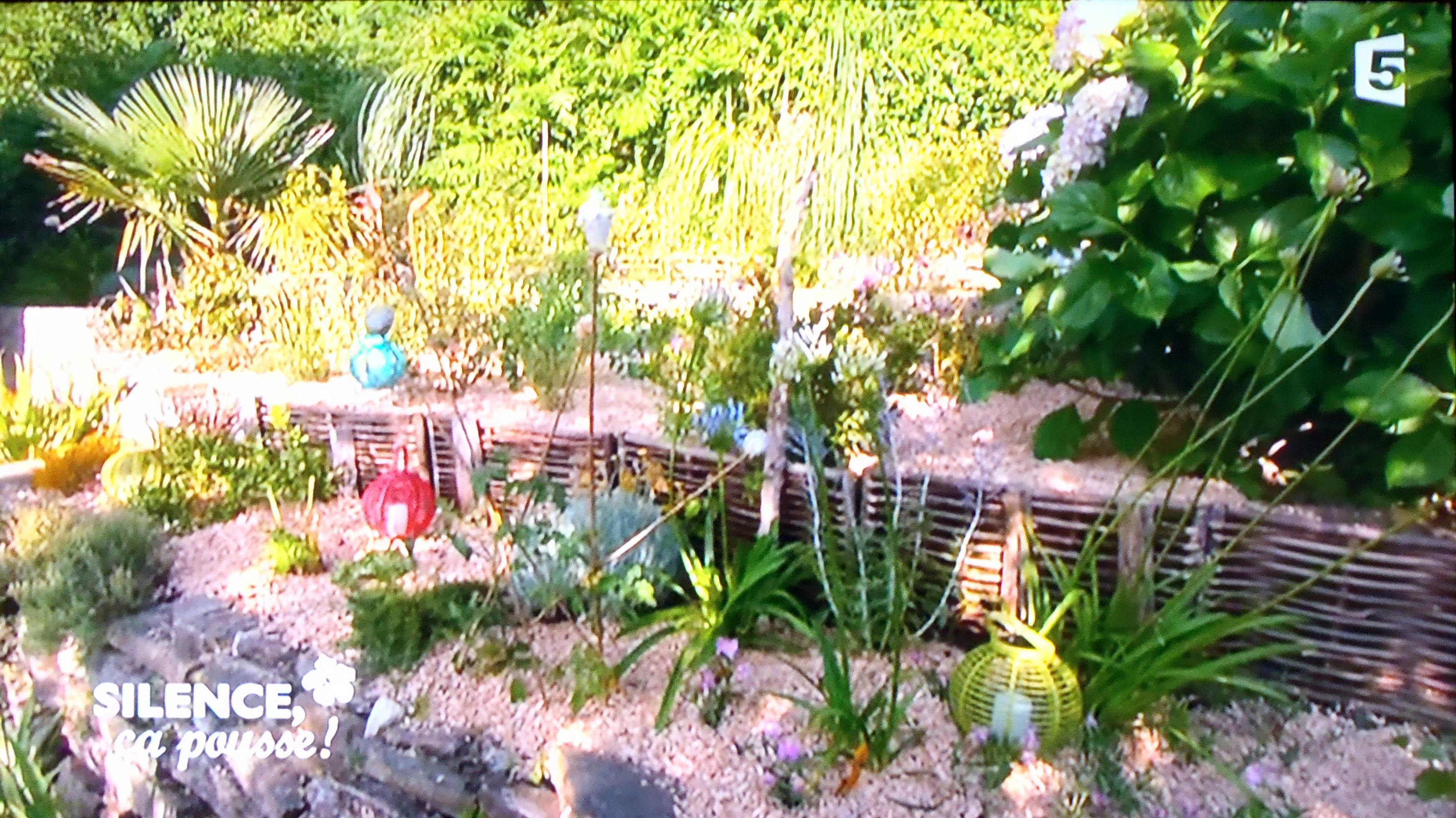 Un jardin exotique sur trois niveaux en climat oc anique pas de panique d cryptage de l 39 mission for Jardin plantation