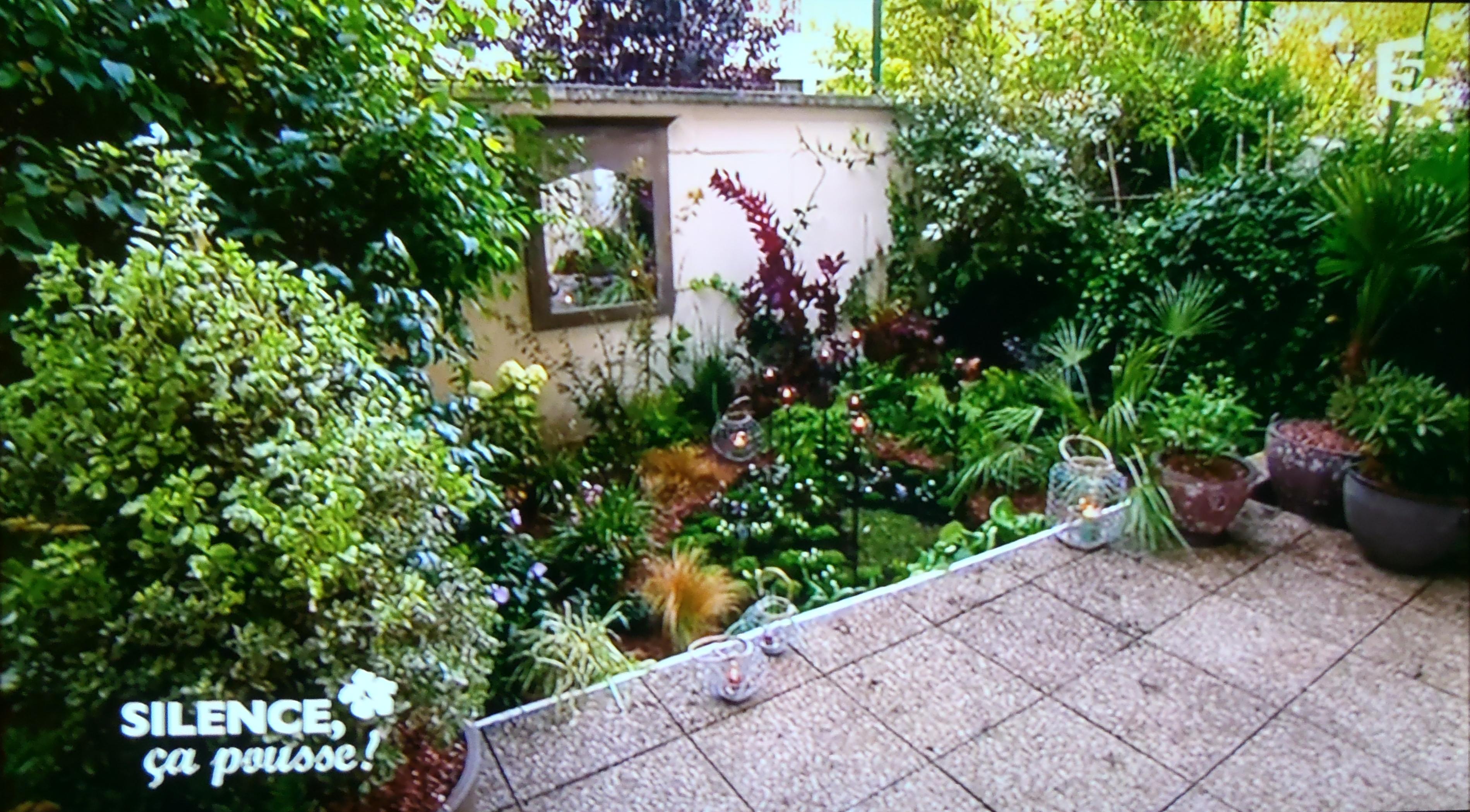 un rez de jardin parisien raffin pas de panique. Black Bedroom Furniture Sets. Home Design Ideas