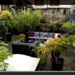 Aménager une terrasse en climat montagnard