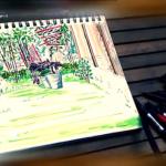 comment amenager un jardin japonisant